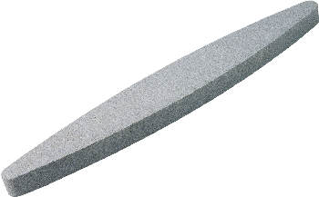 Oval sharpening stone K180