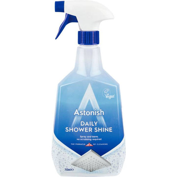 Astonish Daily Shower Cleaner Spray 750ml