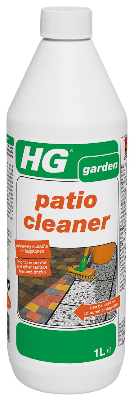 hg patio cleaner 1L