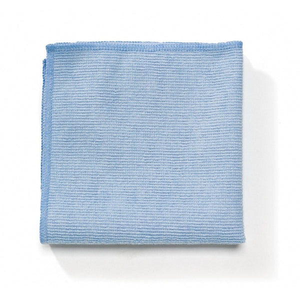 Single Microfibre Cloth Blue 40 x 40cm