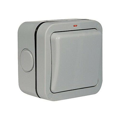 Single Outdoor Switch 2 Way 20 Amp