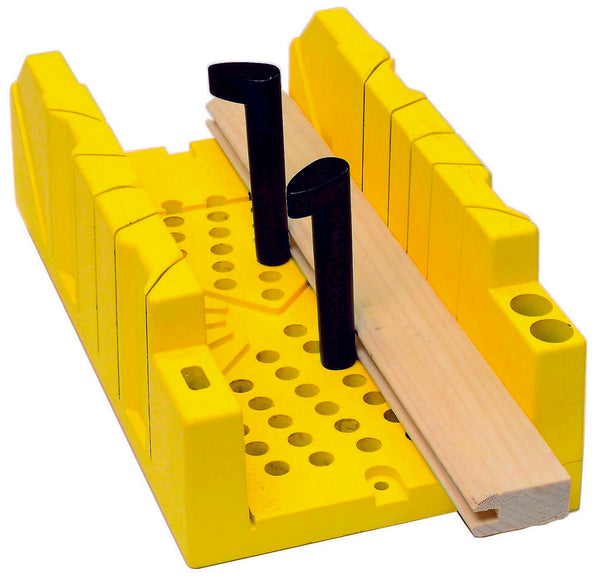 Stan Clamping Mitre Box