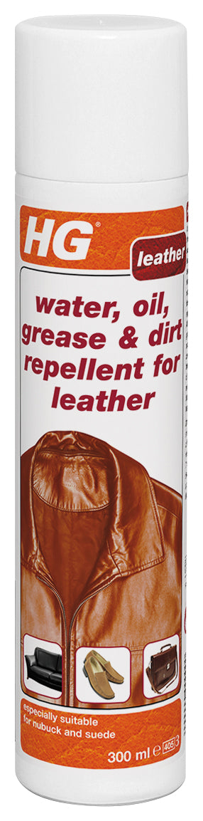 hg repellent for leather 300ml