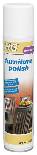 hg furniture Polish 300ml