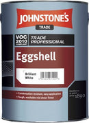 Johnstone's Eggshell Brilliant White