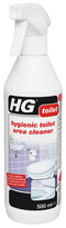 hg hygienic toilet area cleaner 500ml