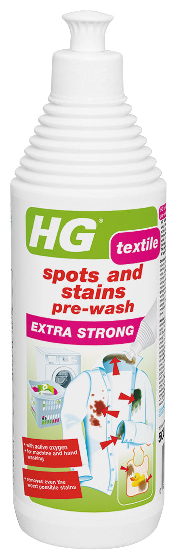 hg spots and stains Extra Strong 500ml