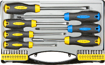 Screwdriver set 27pcs
