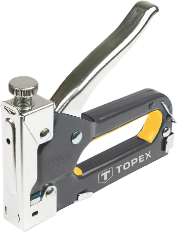 Hand stapler metal for staples J type (6-14mm)