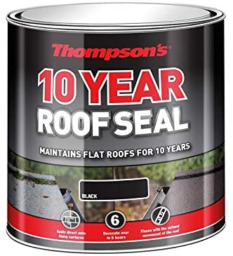 Roof Seal Black 2.5 Litre