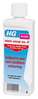 hg stain away no.6