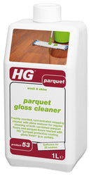 hg parquet gloss cleaner 1L