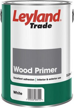 Leyland Wood Primer White