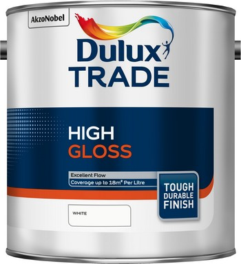 Dulux Trade Gloss White