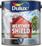 Dulux Weathershield Smooth Black 2.5L