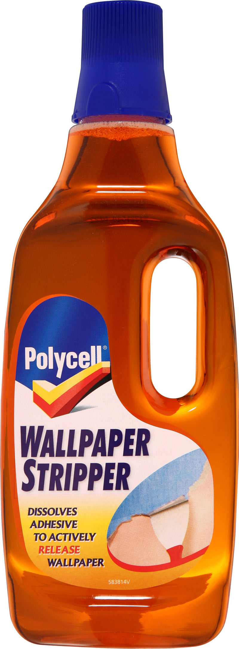 Polycell Wallpaper Striper 500ml