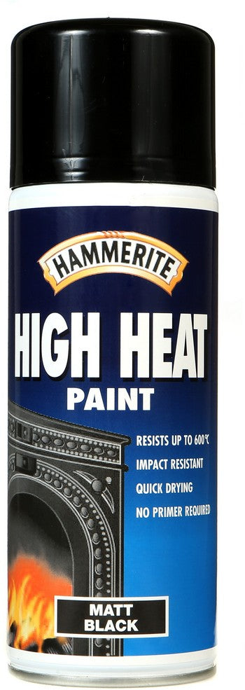 Ham Heat Black Spray 400ml
