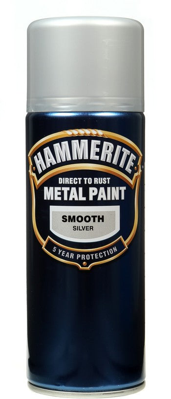 Hammerite Silver Spray 400ml
