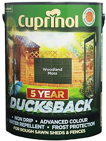 Cuprinol 5 Years Ducksback 5L