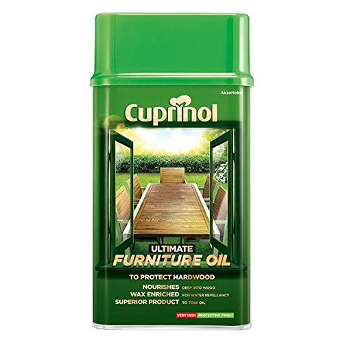 Cuprinol Furniture Oil Clear 1L