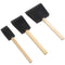 Foam Brush Set 3pc