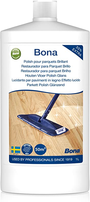 Bona Wood Floor Polish Matt 1L