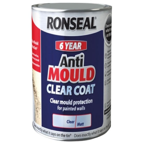 Anti Mould Paint Clear 750ml