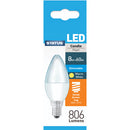 Status LED Candle SES 8W Dimmable