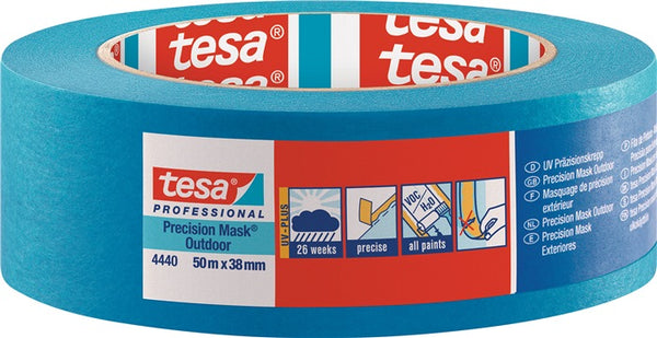 Tesa Outdoor Precision Masking Tape 38mm x 50m