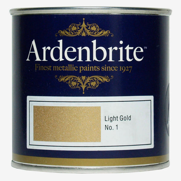 Ardenbrite Metallic Paint Gold