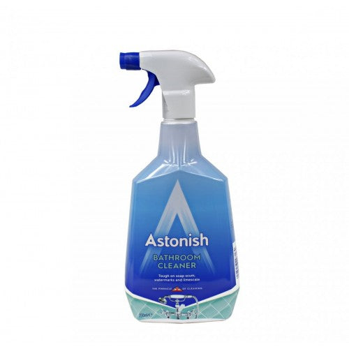 Astonish Bathroom Cleaner Spray 750ml