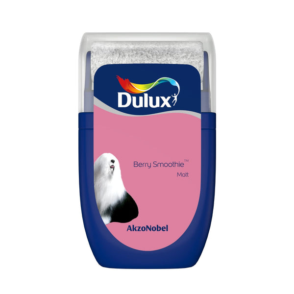 Dulux Roller Tester Berry Smoothie 30ml