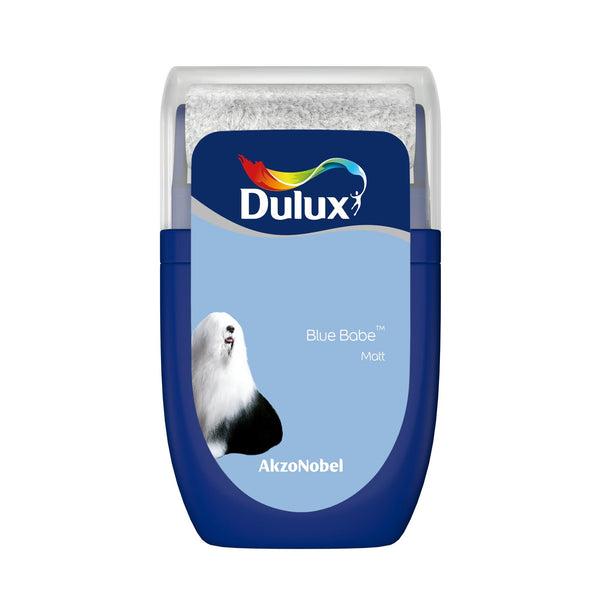 Dulux Roller Tester Blue Babe 30ml
