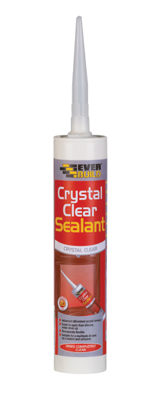 Stixall Crystal Clear Sealant 300ml