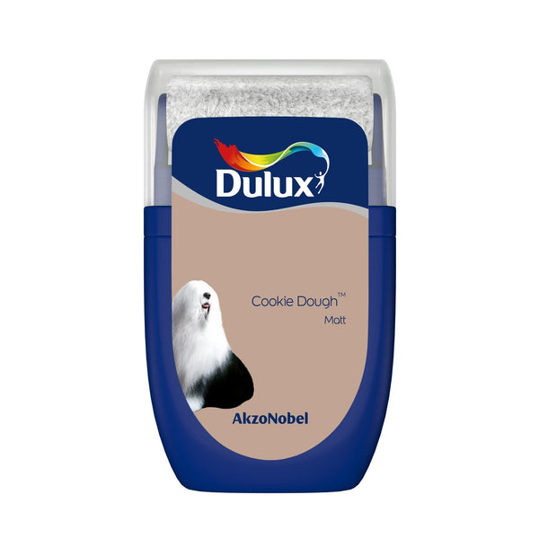 Dulux Roller Tester Cookie Dough 30ml