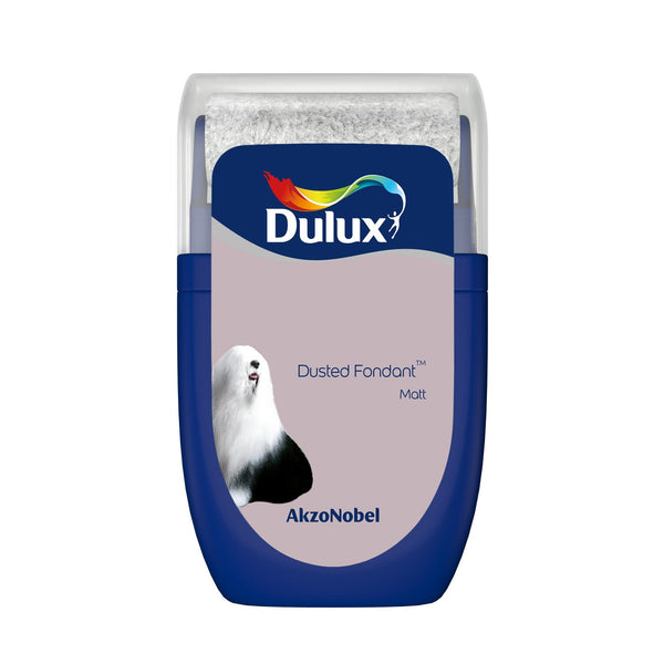 Dulux Roller Tester Dusted Fondant 30ml
