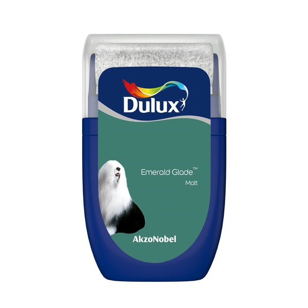 Dulux Roller Tester Emerald Glade 30ml