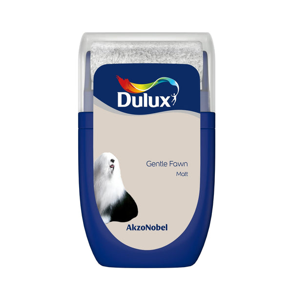Dulux Roller Tester Gentle Fawn 30ml