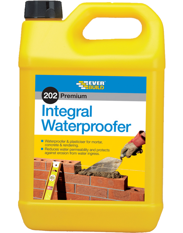 Integral Liquid Waterproofer  5l