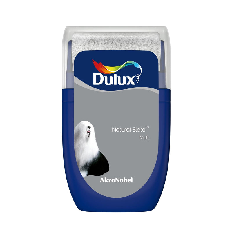 Dulux Roller Tester Natural Slate 30ml