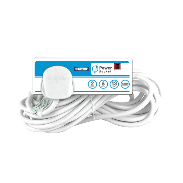 Extension Socket 2G 6M