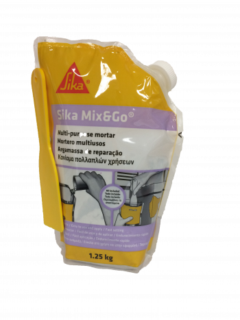 Sika Mix&Go 1.25kg