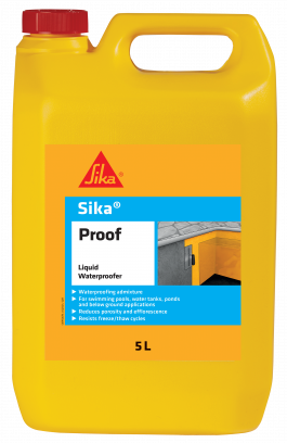 Sika Sikaproof 5L