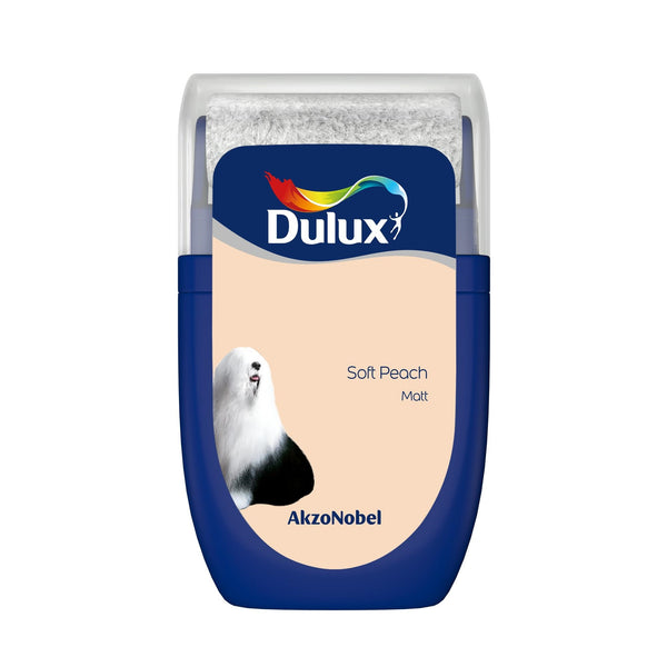 Dulux Roller Tester Soft Peach 30ml