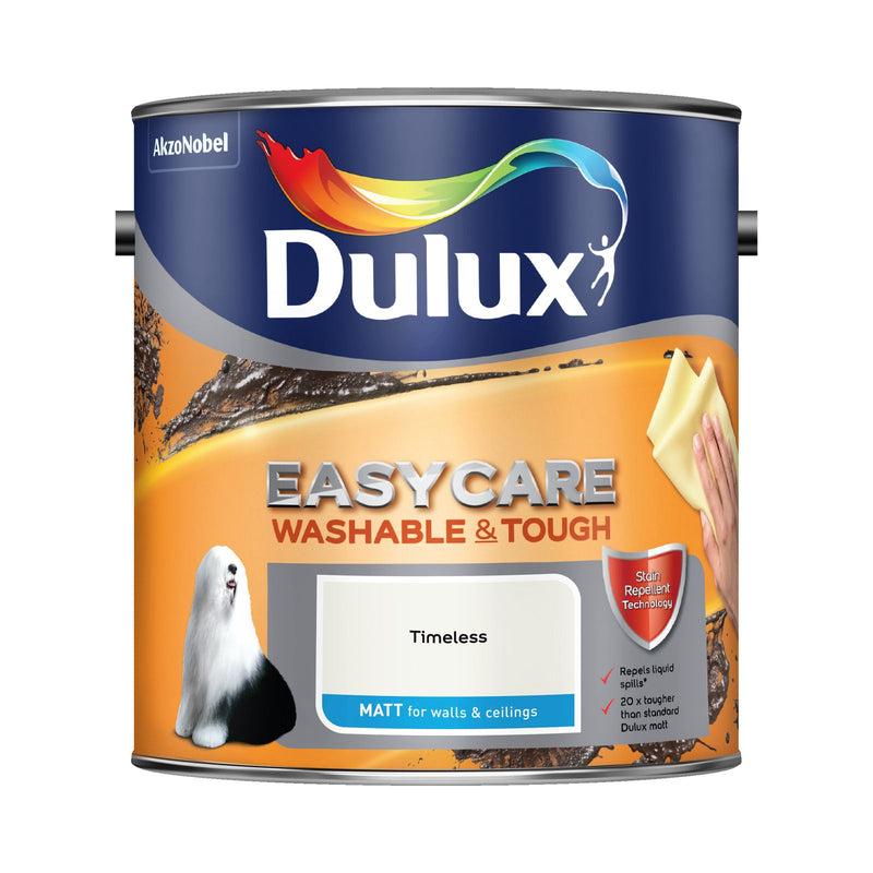 Dulux Easycare Washable & Tough Matt Timeless
