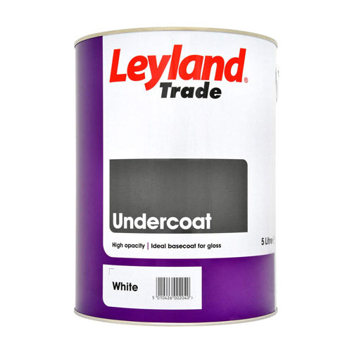 Leyland Undercoat White