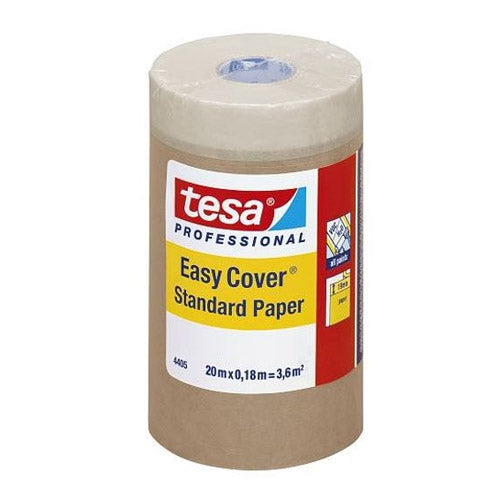 Tesa Easy Cover Standard Paper 180mm x 20m