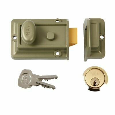 P77 Standard Security Traditional Nightlatch 60mm