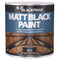 Blackfriar Matt Black