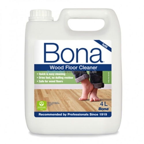 Bona Wood Floor Cleaner 4L